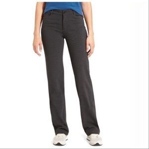 Like new! ATHLETA Classic Ponte pants, 4 Tall.